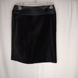 BEHNAZ SARAFPOUR Black Skirt Sz 1